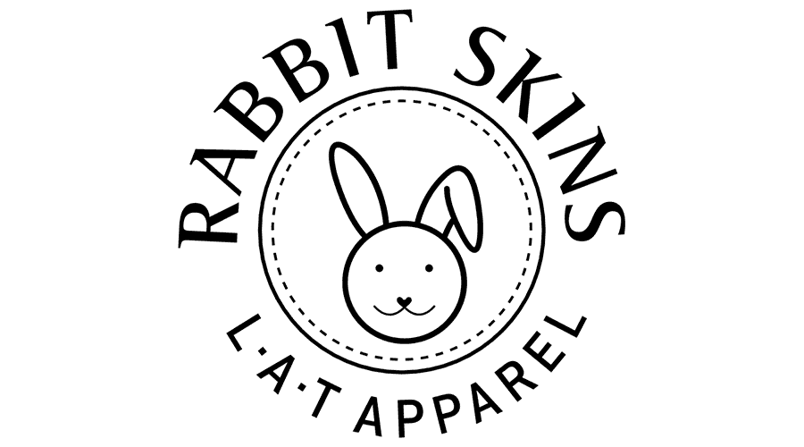 Rabbit Skins LAT-Apparel Logo Vector