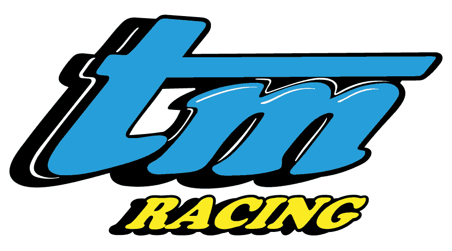 TM Racing Logo Vector