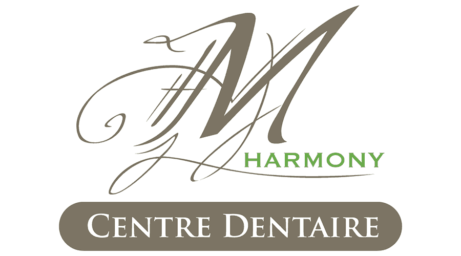 Centre Dentaire M Harmony Logo Vector