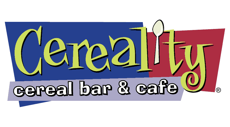 Cereality Cereal Bar and Cafe Logo Vector