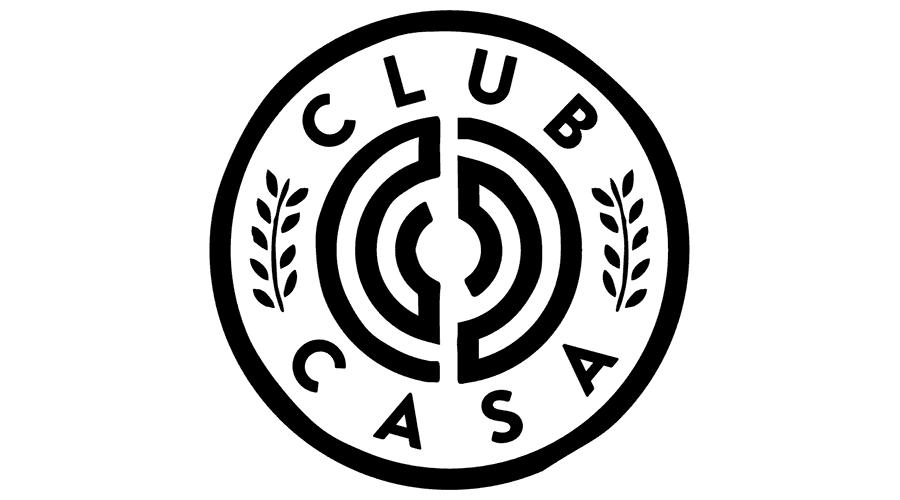 Club Casa Logo Vector