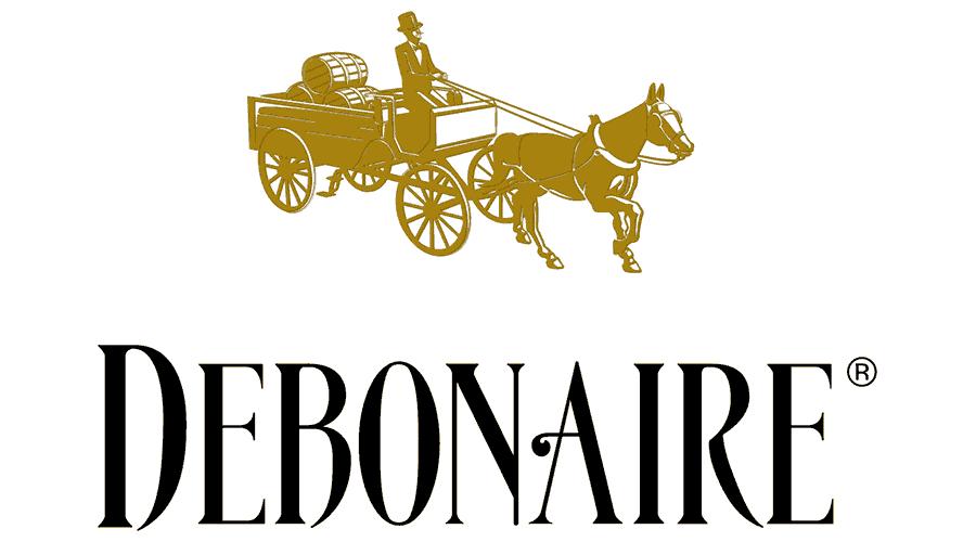 Debonaire Cigars Logo Vector