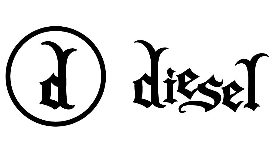 Diesel Cigars Logo Vector