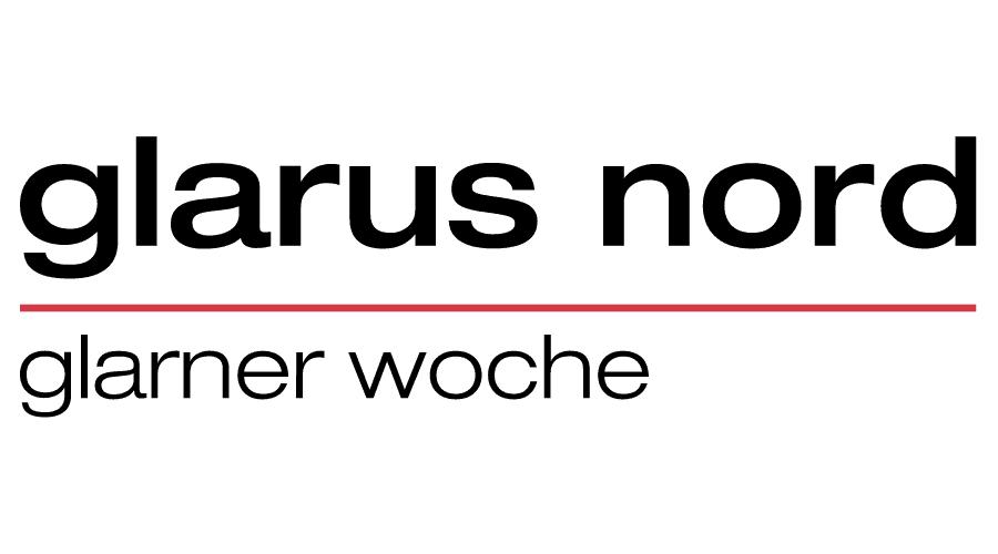 Glarus Nord Glarner Woche Logo Vector