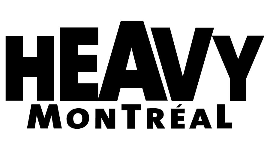 Heavy Montréal Logo Vector