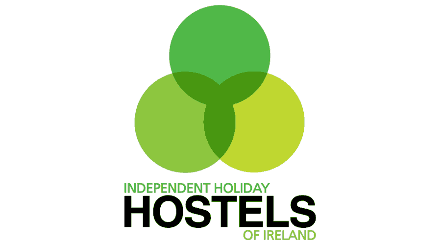 Independent Holiday Hostels of Ireland Logo Vector