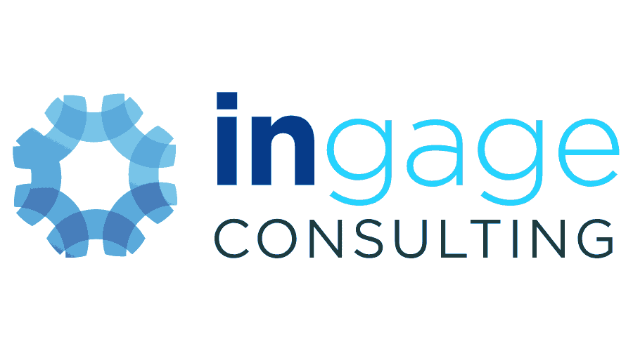 Ingage Consulting Logo Vector