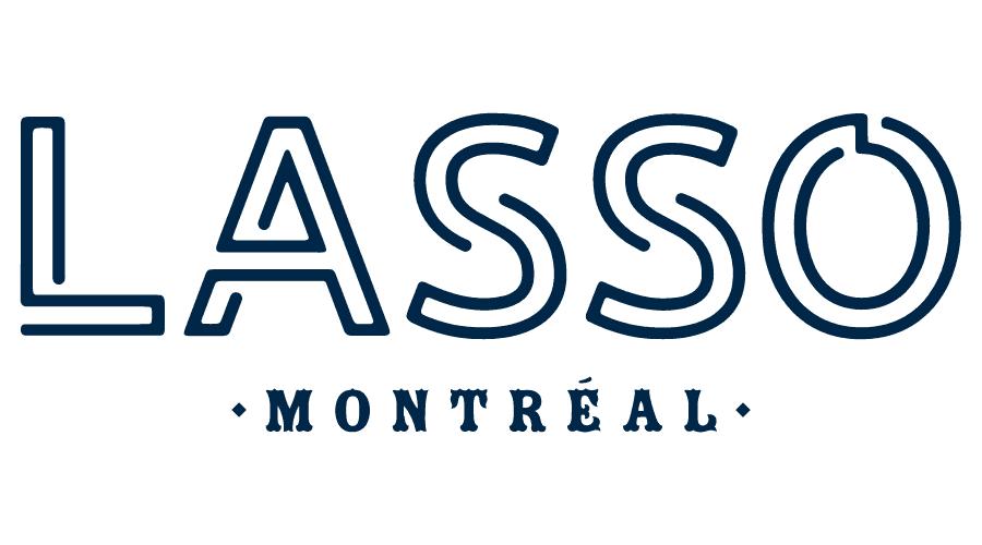 Lasso Montréal Logo Vector