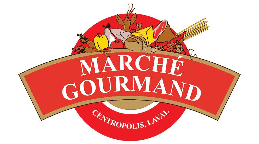 Le Marché Gourmand du Centropolis à Laval Logo Vector