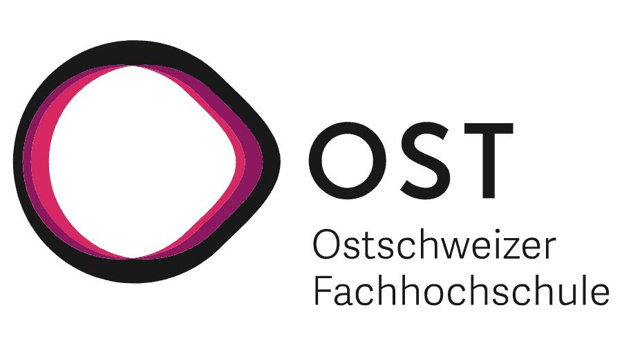 OST Ostschweizer Fachhochschule Logo Vector