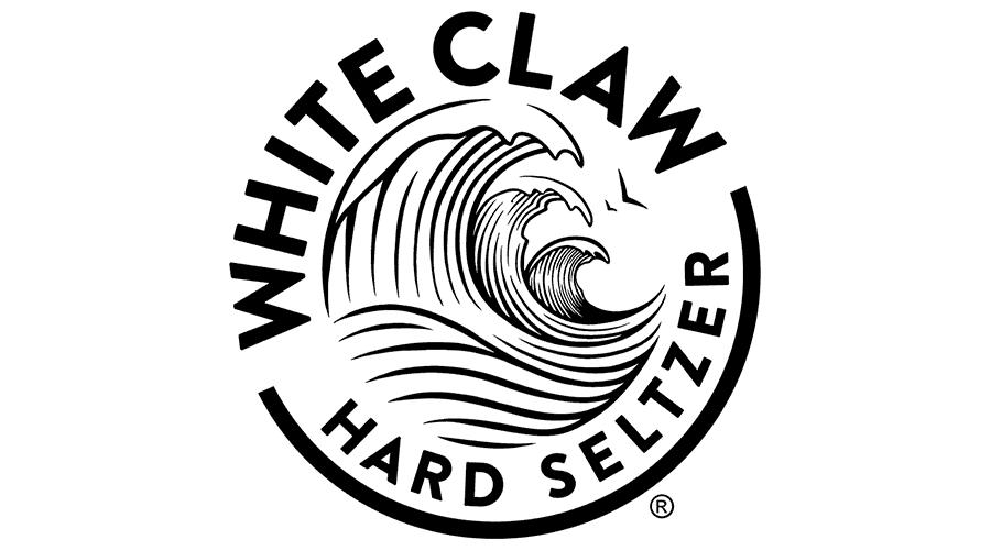 White Claw Hard Seltzer Logo Vector