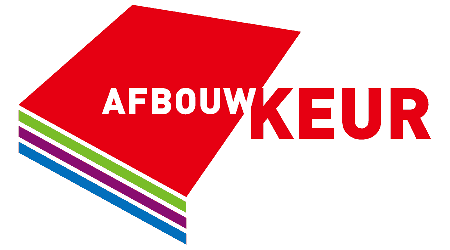 Afbouwkeur Logo Vector