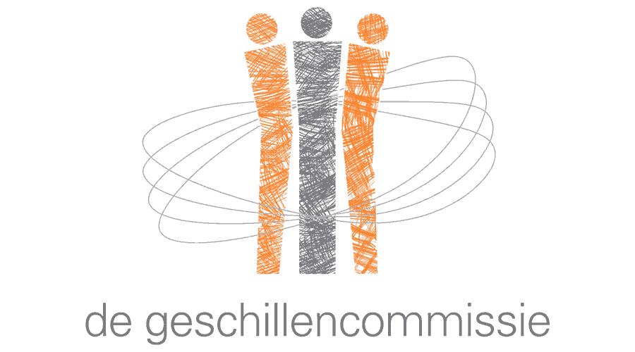 De Geschillencommissie Logo Vector