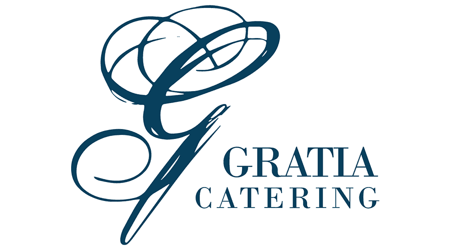 Gratia Catering Logo Vector