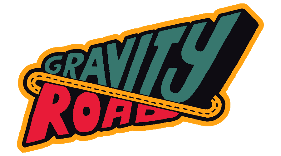 Gravity Road Logo Vector