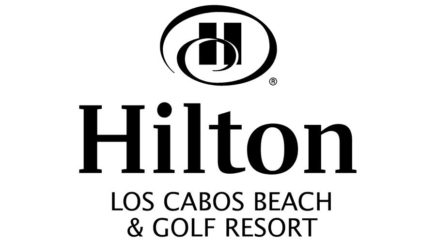 Hilton Los Cabos Beach and Golf Resort Logo Vector