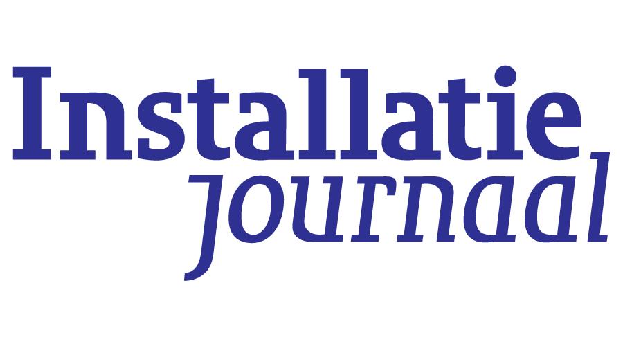 Installatie Journaal Logo Vector