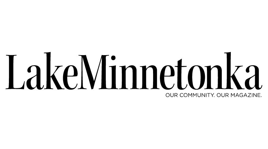 Lake Minnetonka Magazine Logo Vector