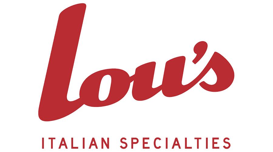 Lou's Italian Specialties Logo Vector