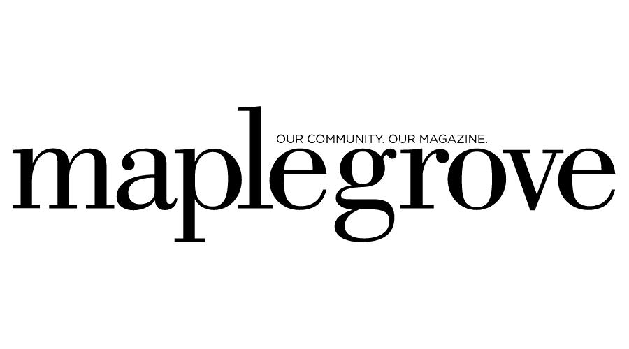 Maplegrove Magazine Logo Vector