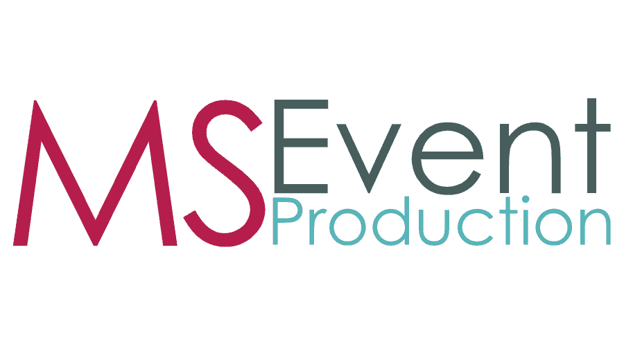 MS Event Production Logo Vector