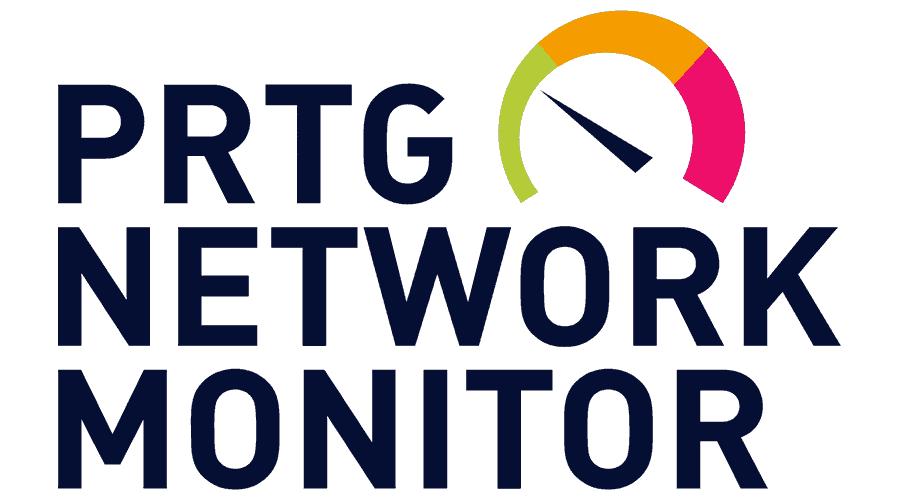 PRTG Network Monitor Logo Vector
