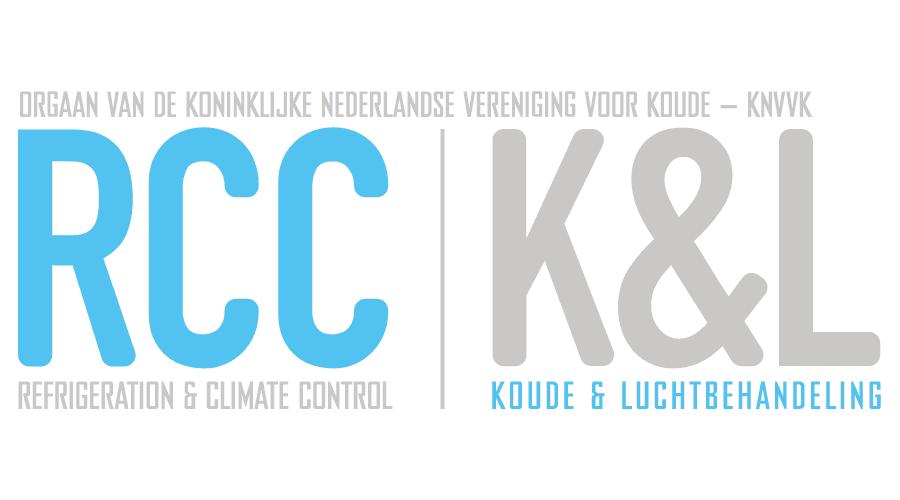 RCC Koude & Luchtbehandeling (RCC|K&L) Logo Vector