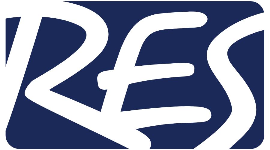RES Exhibit Services, LLC Logo Vector