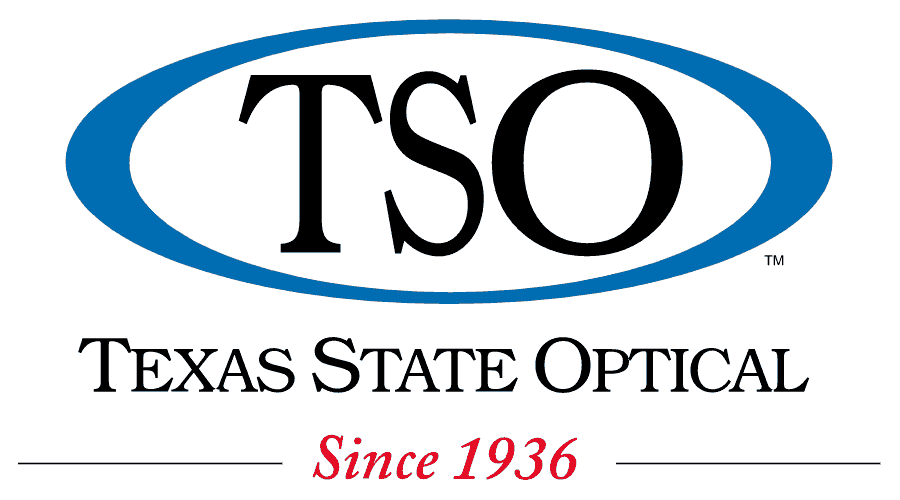 Texas State Optical (TSO) Logo Vector