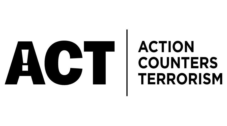Action Counters Terrorism UK Logo Vector