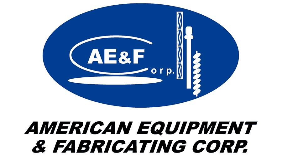 American Equipment and Fabrication Corp. (AE&F) Logo Vector