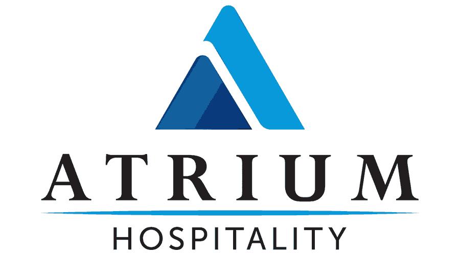 Atrium Hospitality Logo Vector
