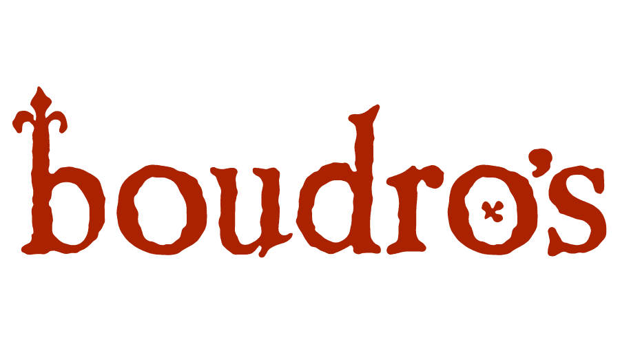 Boudro's Logo Vector