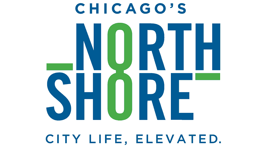 Chicago's North Shore Convention and Visitors Bureau Logo Vector
