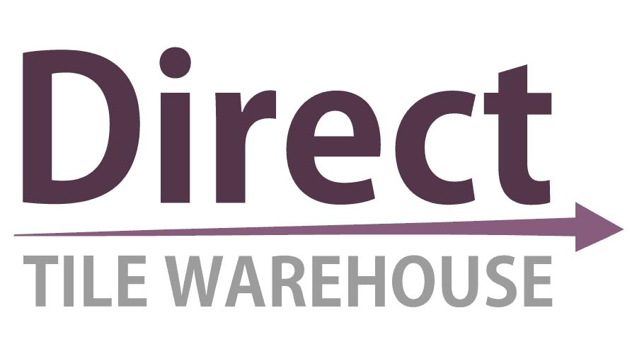 Direct Tile Warehouse Logo Vector