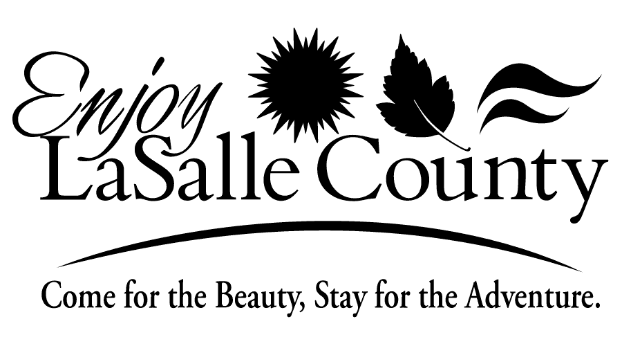 Enjoy LaSalle County Logo Vector