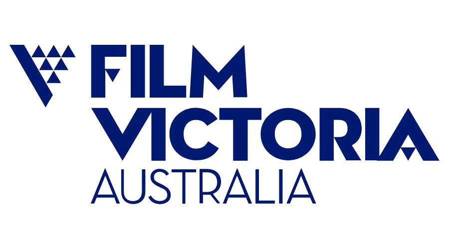 Film Victoria Australia Logo Vector
