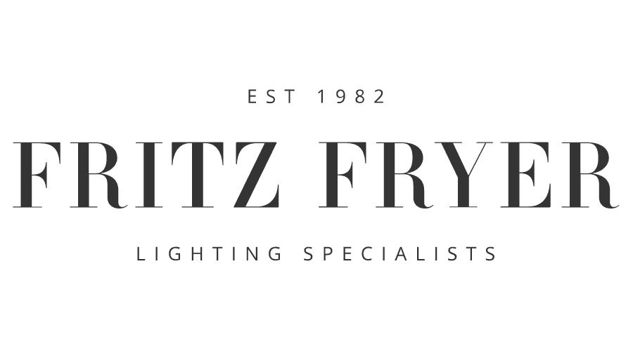 Fritz Fryer Lighting Logo Vector