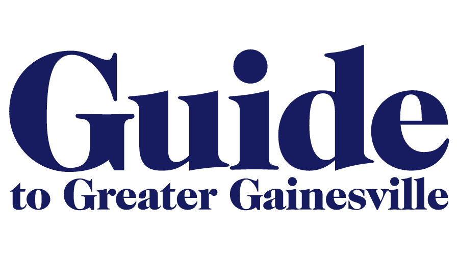 Guide to Greater Gainesville Logo Vector
