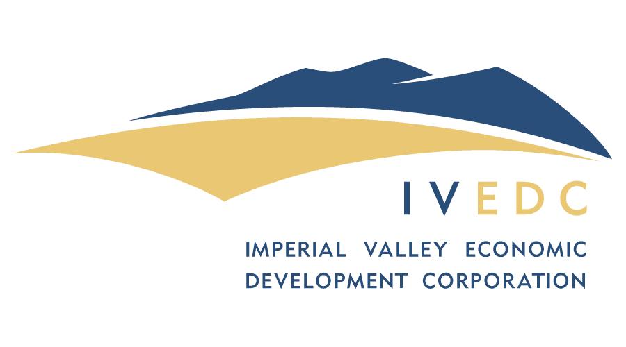 Imperial Valley Economic Development Corporation (IVEDC) Logo Vector