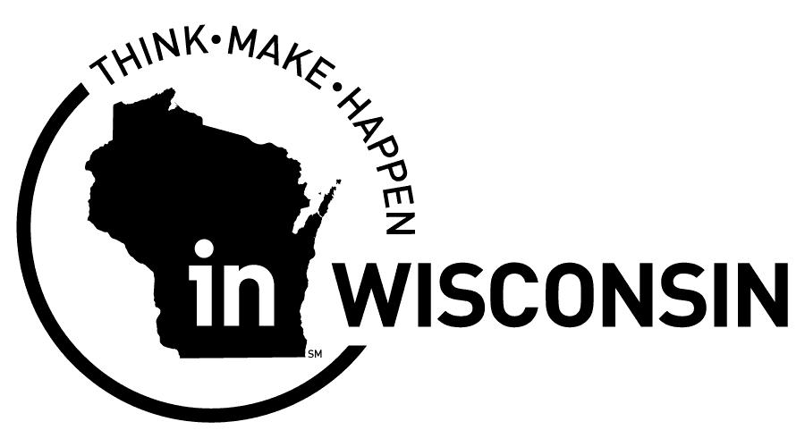 In Wisconsin Logo Vector