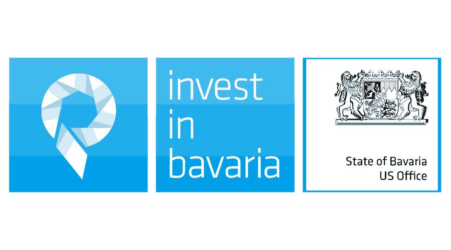 Invest in Bavaria Logo Vector