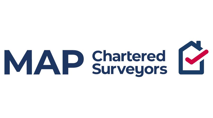 MAP Chartered Surveyors Logo Vector