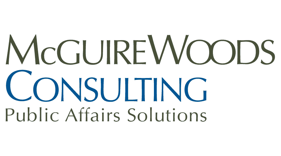 McGuireWoods Consulting, LLC. Logo Vector
