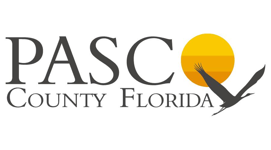 Pasco County Florida Logo Vector
