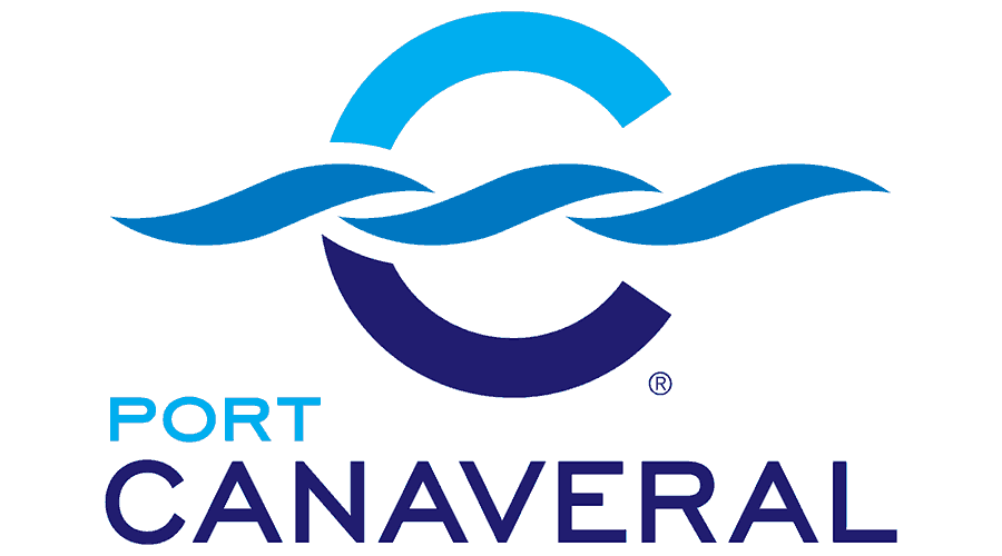 Port Canaveral Logo Vector