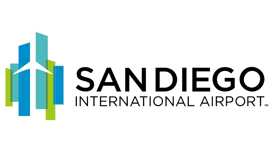 San Diego International Airport Logo Vector
