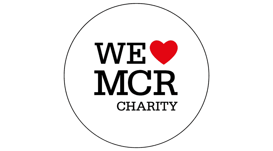 We Love Mcr Charity Logo Vector