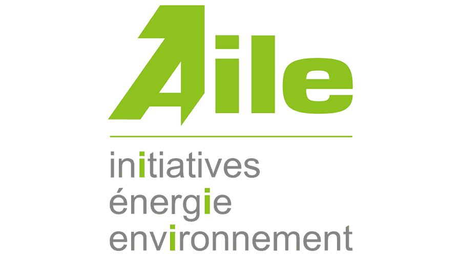 AILE (Association d'Initiatives Locales pour l'Energie et l'Environnement) Logo Vector