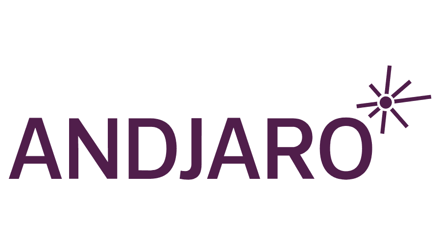 Andjaro Logo Vector